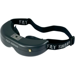 FPV VIDEOBRILLE FAT SHARK PREDATOR V2 - 1